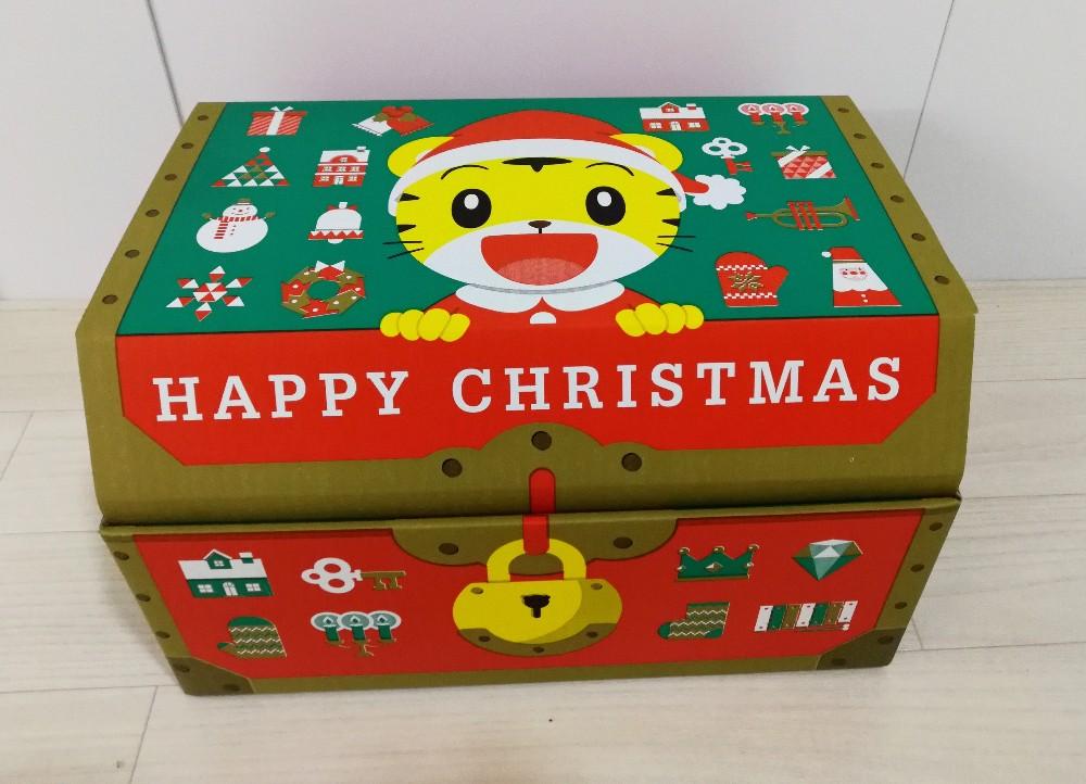 写真:こどもちゃれんじぷち クリスマスボックス