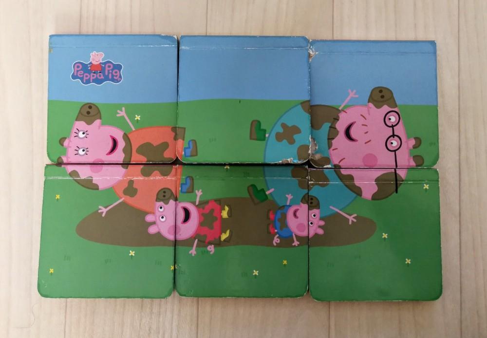 写真:Peppa Pig ペッパピッグ 英語絵本 Little Library