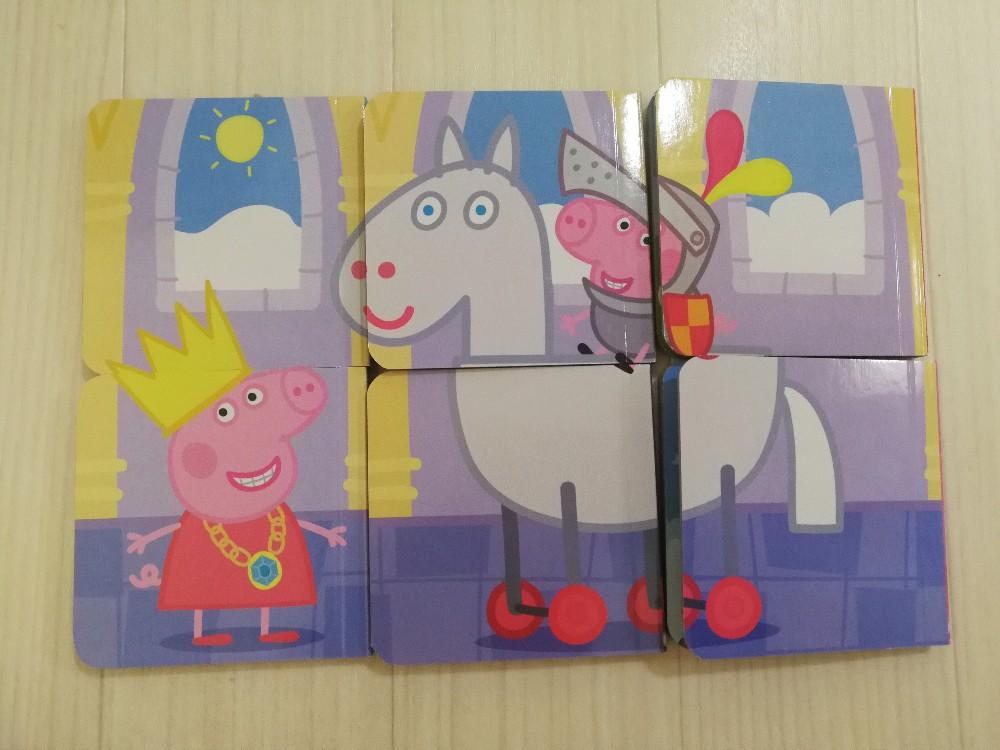 写真:Peppa Pig ペッパピッグ 英語絵本 Fairy Tale Little Library