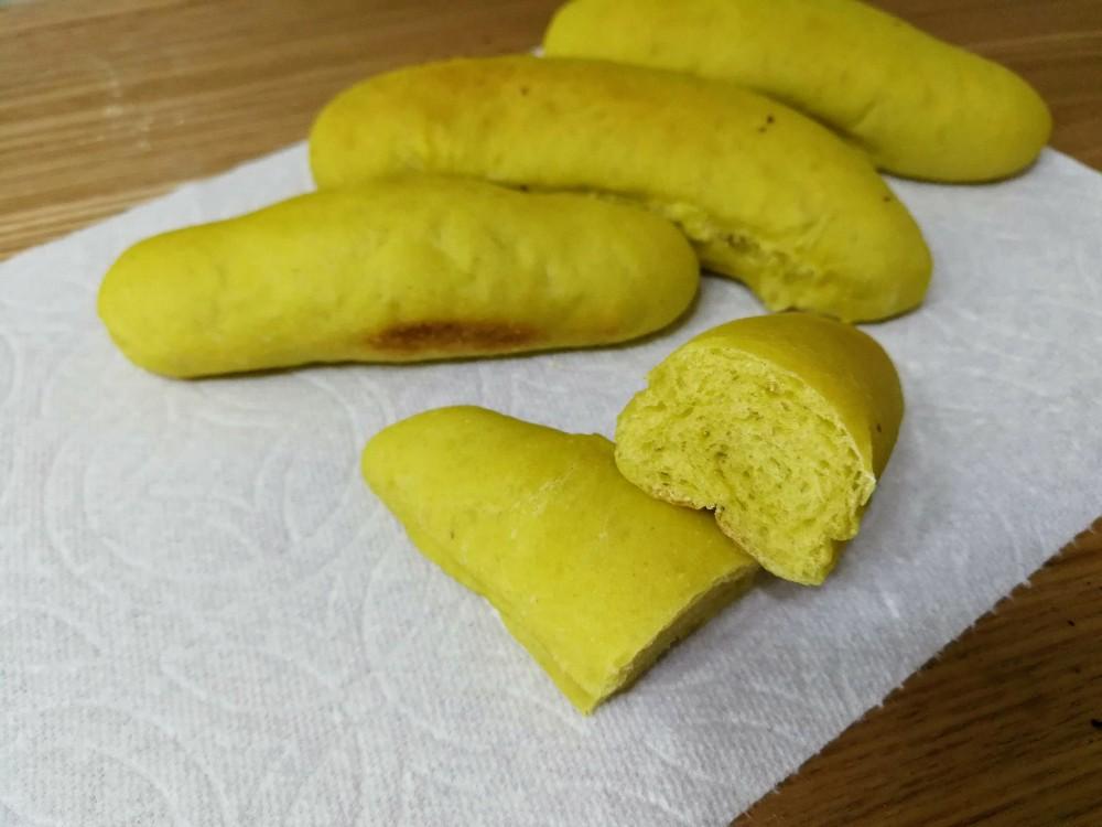 写真:砂糖なしスティックパン